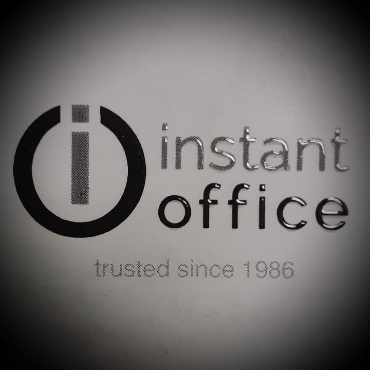 Instant Office Logo Cover Trusted Since 1986