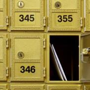 Mailing Service — We will provide your business with a mailbox and mail service. Our prestigious Jericho building address will be your business address